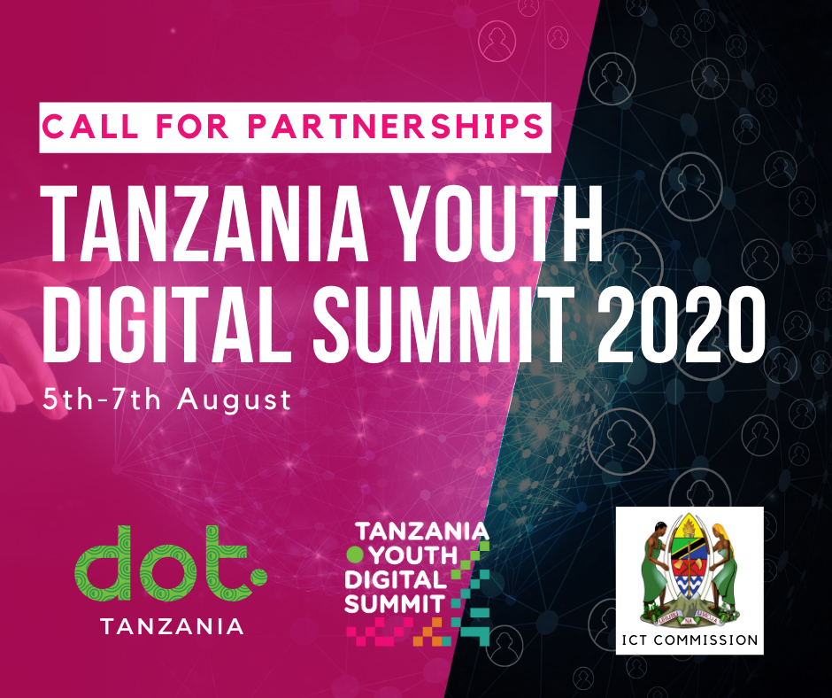 Call for Partnerships- Tanzania Youth Digital Summit 2020